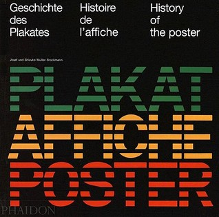 History of the Poster by Josef Müller-Brockmann