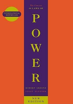 Concise 48 Laws of Power 2nd Edn by Robert Greene