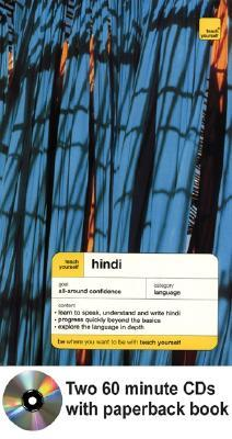 Teach Yourself Hindi Complete Course Package (Book + 2cds) [With Book] (Teach Yourself Language Complete Courses)