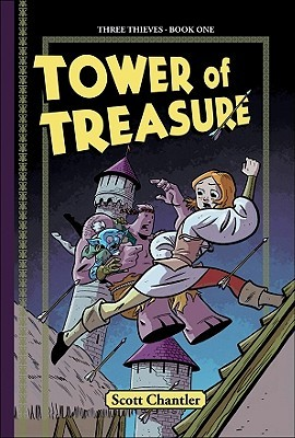 Tower of Treasure (Three Thieves, #1)