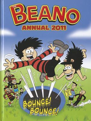 The Beano Annual 2011 by D.C. Thomson & Company Limited