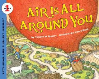 Air Is All Around You by Franklyn Mansfield Branley