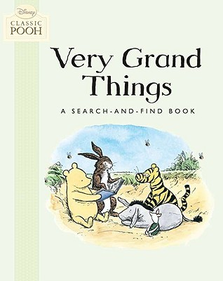 Very Grand Things: A Search-and-Find Book