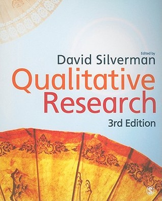 Qualitative Research: Issues of Theory, Method and Practice