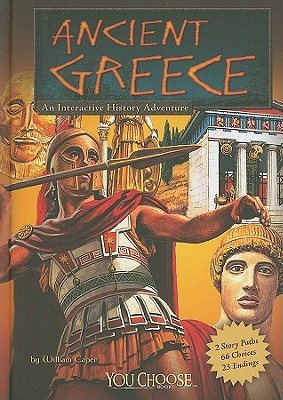 Ancient Greece: An Interactive History Adventure (You Choose Books)