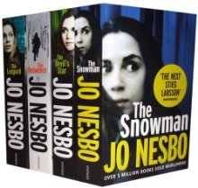 Jo Nesbo Collection by Jo Nesb
