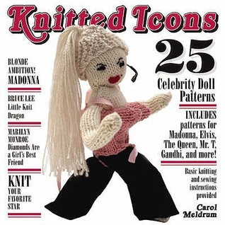 Knitted Icons: 25 Legends From Audrey Hepburn To Ziggy Stardust
