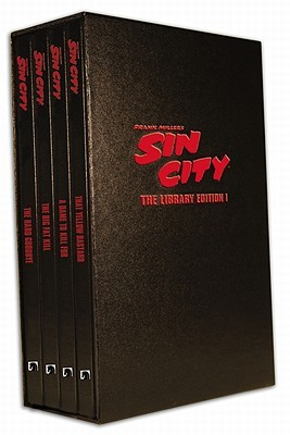 Frank Miller's Sin City Library Set 1