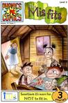 Phonics Comics: The Misfits - Level 3 (Volume 10, Issue 1)