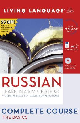Download free Complete Russian: The Basics (Book and CD Set): Includes Coursebook, 4 Audio CDs, and Learner's Dictionary PDF