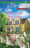 Home at Last (Steeple Hill Love Inspired (Large Print))