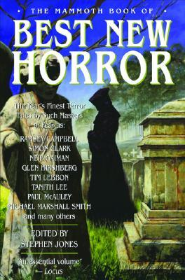 The Mammoth Book of Best New Horror 15 by Stephen Jones
