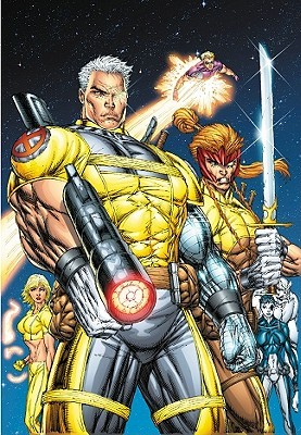 X-Force and Cable, Vol. 1: The Legend Returns Cable Marvel Comics