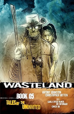 Wasteland Book 5 by Antony Johnston