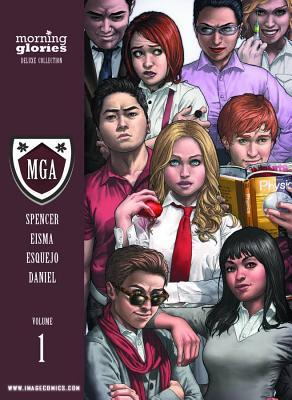 Morning Glories Deluxe Volume 1 Hc by Nick Spencer