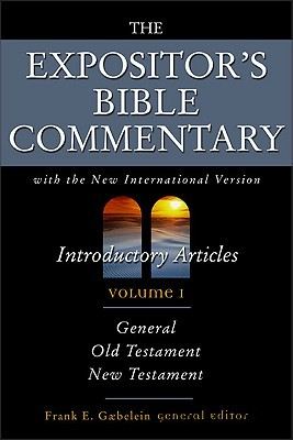 THE EXPOSITOR'S BIBLE COMMENTARY, volume 1, Genesis, General Old & New Testament