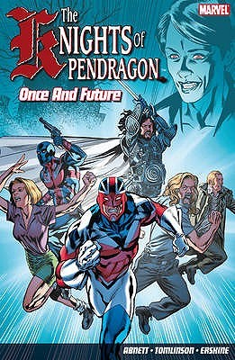 Download online for free The Knights of Pendragon - Once and Future by Dan Abnett, Gary Erskine MOBI