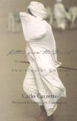 Letters from the Desert by Carlo Carretto