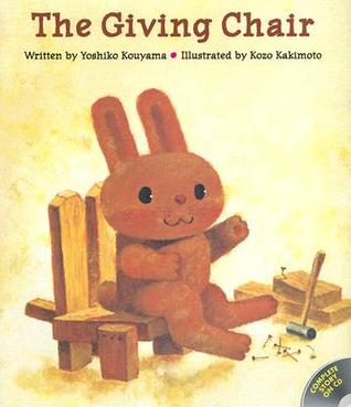 The Giving Chair [With CD]