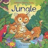 Jungle Touchy-feely Board Book (Luxury Touchy-Feely Board Books)
