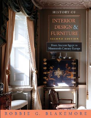 History of interior design furniture from ancient egypt for Interior design history books