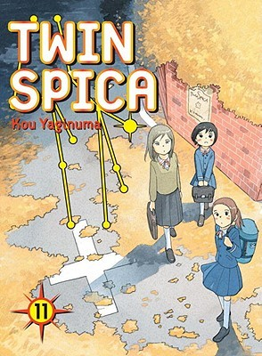 Twin Spica: Volume 11