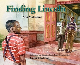 Finding Lincoln by Ann Malaspina
