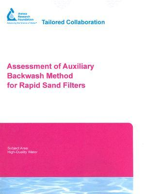 Assessment Of Auxiliary Backwash Method For Rapid Sand Filters Richard Pohlman
