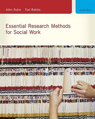 Essential Research Methods for Social Work by Allen Rubin