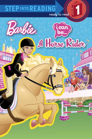 I Can Be a Horse Rider (Barbie)