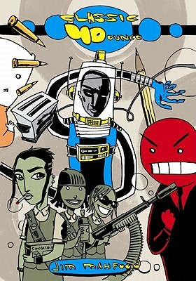 Free online download Classic 40 Ounce: Tales From The Brown Bag by Jim Mahfood PDF
