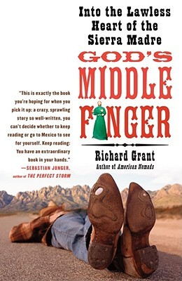 God's Middle Finger by Richard Grant