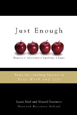 Just Enough by Laura Nash
