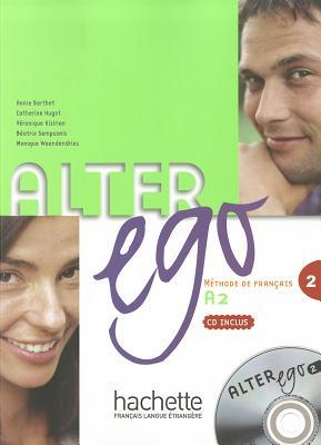 Alter Ego by Annie Berthet