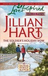 The Soldier's Holiday Vow  (Granger Family Ranch, #2)