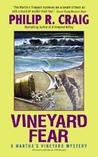 Vineyard Fear (Martha's Vineyard Mystery #4)