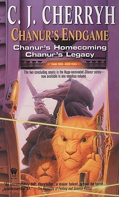Chanur's Endgame (Compact Space, #4-5) by C.J. Cherryh