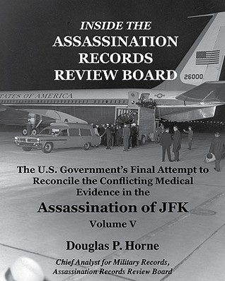 inside the assassination records review board the u s