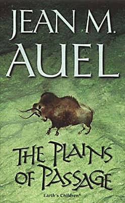 The Plains of Passage by Jean M. Auel