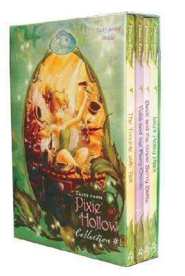 Tales from Pixie Hollow #1-4 Box Set
