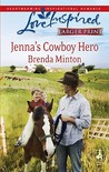 Jenna's Cowboy Hero (The Cowboy Series, #4)