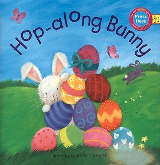 Hop A Long Bunny: Fiberoptic Light