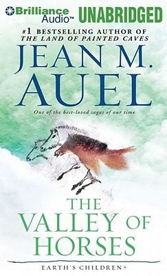 Valley of Horses, The by Jean M. Auel