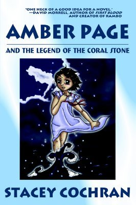 Amber Page and the Legend of the Coral Stone
