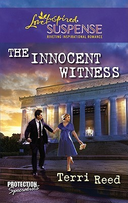 The Innocent Witness (Protection Specialists #1)
