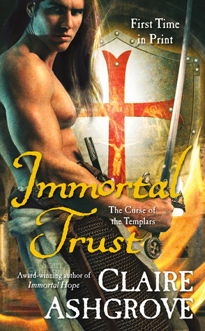 Post thumbnail of ARC Review: Immortal Trust by Claire Ashgrove