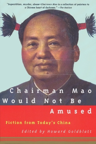 Chairman mao would not be amused fiction from today 39 s for Chairman mao
