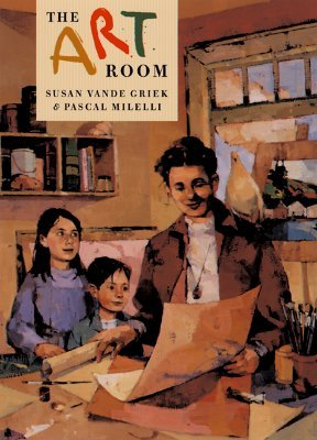 The Art Room by Susan Vande Griek