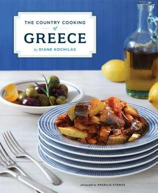 Find The Country Cooking of Greece PDB by Diane Kochilas, Vassilis Stenos