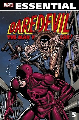 Essential Daredevil, Vol. 5 by Steve Gerber